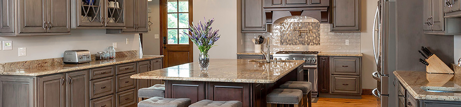 Hickory Street Cabinets in Troy, Illinois Offers Custom Countertops